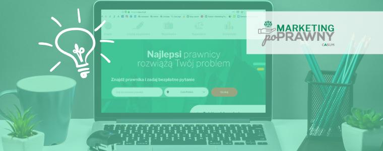casum.pl partner w promocji kancelarii